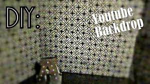 How To Make A Backdrop Diy How To Make A Backdrop Youtube