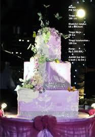 wedding cake surabaya harga wedding cake 3 tiers by pelangi cake bridestory