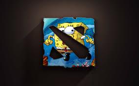 dota 2 wallpaper sponge bob by xkadetx on deviantart