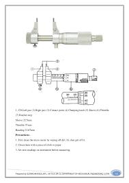 metrology lab mannual 15 5 14