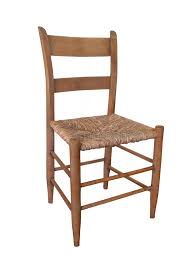 Vintage Wooden Chair Simple Old Wooden Chair Isolated Stock Photo Image 50474666