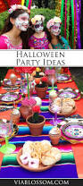 Halloween Birthday Party Ideas For Girls by Must Have Halloween Party Decorations Via Blossom