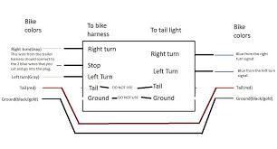 tail light turn signal integration ex 500 com