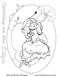 french halloween printables free coloring book pages for adults coloring book addict