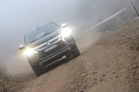 mitsubishi outlander sport off road mitsubishi pajero sport review quick drive caradvice