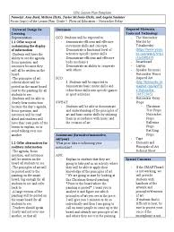 integrated art lesson plan reading comprehension lesson plan
