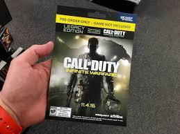 call of duty infinite warfare black friday amazon infinite warfare which edition to buy