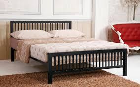 Metal Bed Frame King Time Living Meridian Metal Bed Frame Mattress