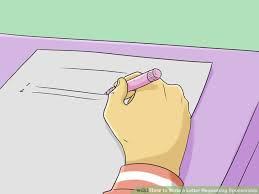 patriotexpressus marvellous how to write a letter requesting