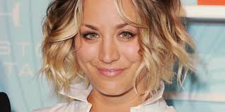 kaley cuoco gets a pixie cut huffpost