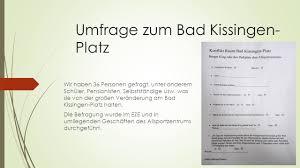 Friseur Bad Kissingen Konfliktraum Bad Kissingen Platz Von Patrick Nadler Moritz