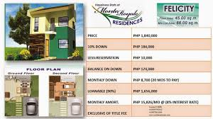 Sm Mall Of Asia Floor Plan by Monte Royale Residences Masaito Homes