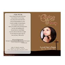 sle funeral programs amazing funeral invitation templates images exle resume ideas