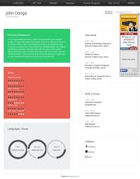 Bootstrap Resume Template 50 Best Bootstrap Theme Images On Pinterest Templates Ui Kit