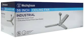 home decorators trudeau 60 in led brushed nickel ceiling fan