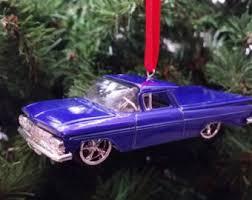 chevy truck ornament etsy