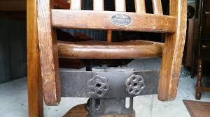 Krug Furniture Kitchener Antique Oak Office Chair The H Krug Furniture Co Central