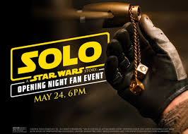 opening night fan event star wars the last jedi opening night fan event solo a star wars story at an amc theatre