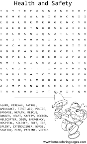 9 best images of wellness word search puzzle printable healthy