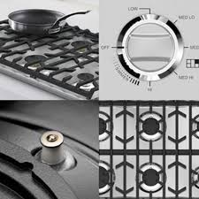 Viking Cooktops Viking Professional 5 30 U2033 Gas Cooktop Searzone Usa