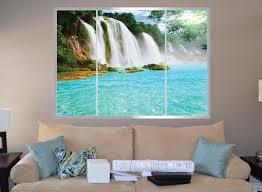 wall decor home decor home living 3d wall window sticker window wallpaper 3d wall mural office wall sticker