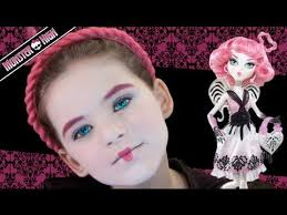 mhm monster high makeup videos