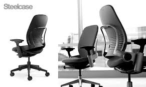 Chair Case Steel Case Office Chair I55 In Great Furniture Home Design Ideas