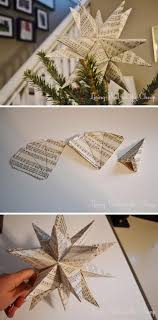 moravian tree topper awesome diy christmas tree topper ideas tutorials hative