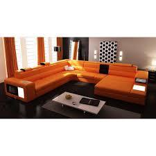 sofa sofa orange color nice home design classy simple in sofa