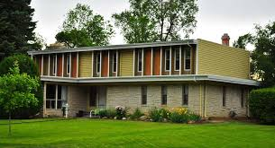 Ranch House Styles Denver U0027s Single Family Homes By Decade 1960s U2013 Denverurbanism Blog