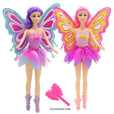 Tinkerbell Rug Princess Tinkerbell Dolls Flying Flower Fairy Tail Action Figures