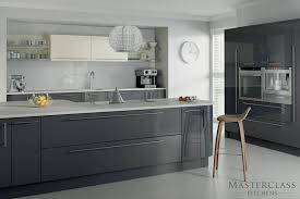 Modern Kitchen With White Appliances Kitchen Good Grey Kitchen Cabinets With White Countertop And