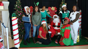 warrior boosters holiday craft show kicks off christmas season