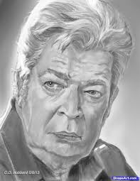 learn how to draw old man pawn stars richard harrison portraits