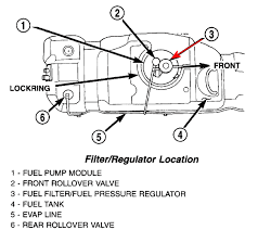 dodge durango fuel filter does this durango a fuel filter and where and how do you