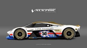 aston martin racing team aston martin valkyrie racing scheme designs topride