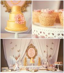 pink and gold baby shower pink and gold baby shower via kara s party ideas karaspartyideas