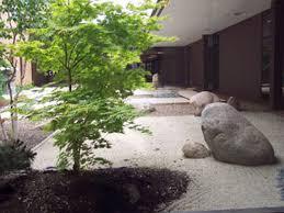 simple decorating in japanese rock garden designs garden idea