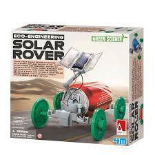 rover amazon com 4m solar rover kit toys u0026 games