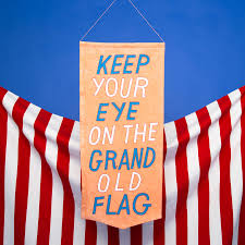 Old Flag Usa The Grand Old Flag Madeleine Eiche