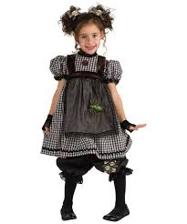 gothic rag doll costume rag doll halloween costumes