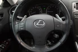 lexus is 250 2017 black lexus is250 sedan for sale awd carfax certified u2014 used car with