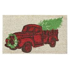 57 best red car truck w christmas tree images on pinterest