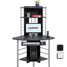 Piranha Corner Computer Desk Genuine Piranha Oscar Compact Corner Computer Desk Furniture For