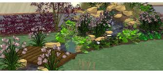 Home Garden Design Software Free Agreeable Professional Garden Design Software For Your Designing