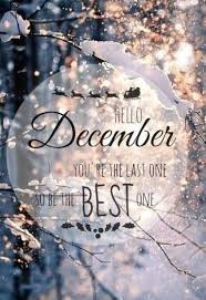 hello december month quotes free design and templates