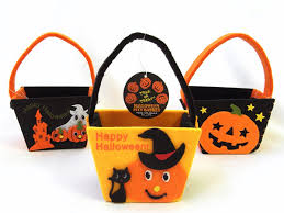 kaderia rakuten global market felt candy bag square halloween