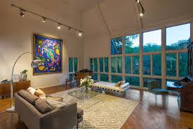 a riverfront midcentury modern in new canaan lists for 2 495m