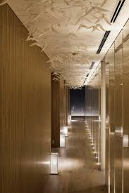 modern hotel corridor designed and constructed in accra by