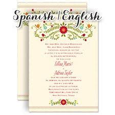 bilingual wedding invitations 99 best bilingual wedding invitations images on bridal